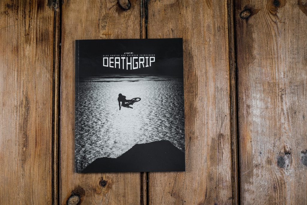 Deathgrip Movie Book
