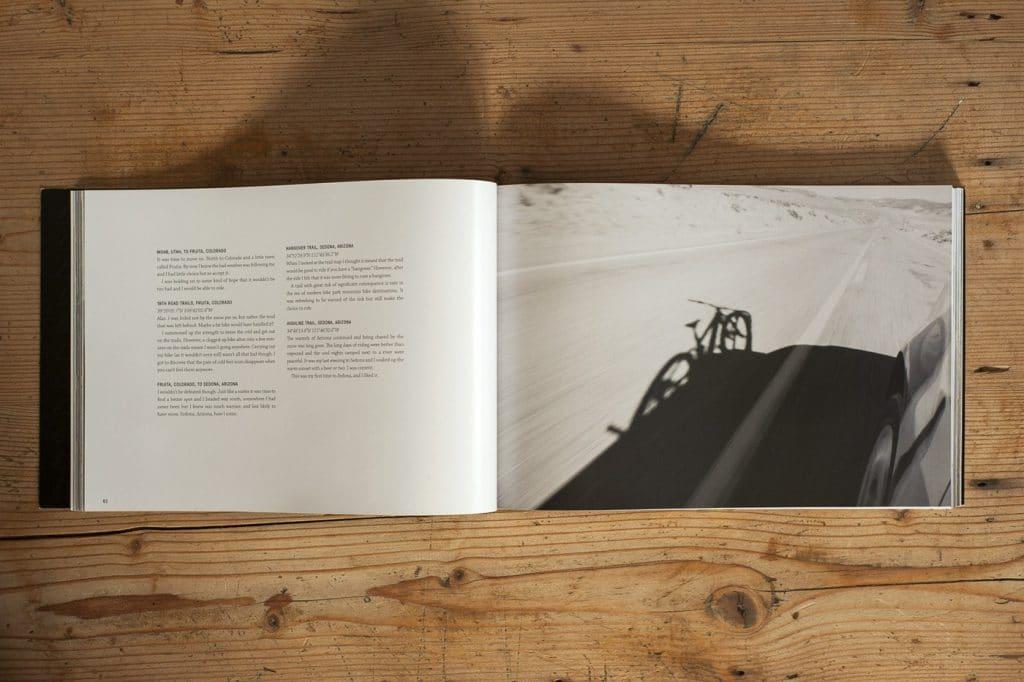 Eskapee Anthology 1 mountain bike book