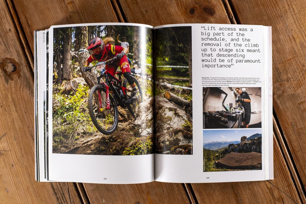 enduro mountain bike book