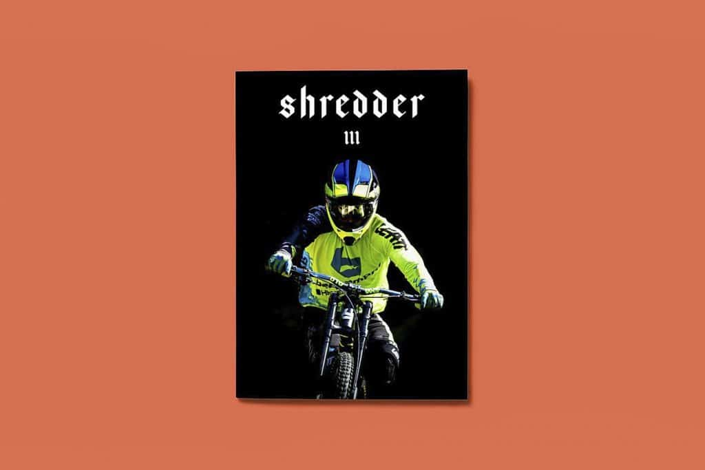 Shredder Zine Misspent Summers