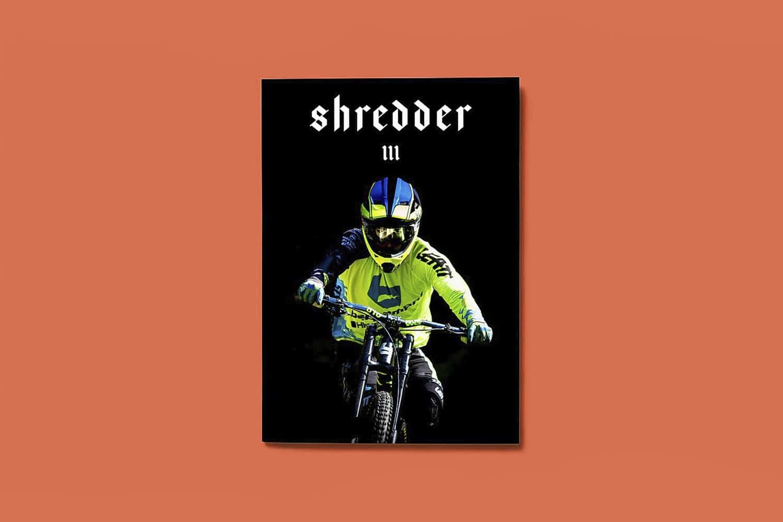 Shredder Zine Misspent Summers