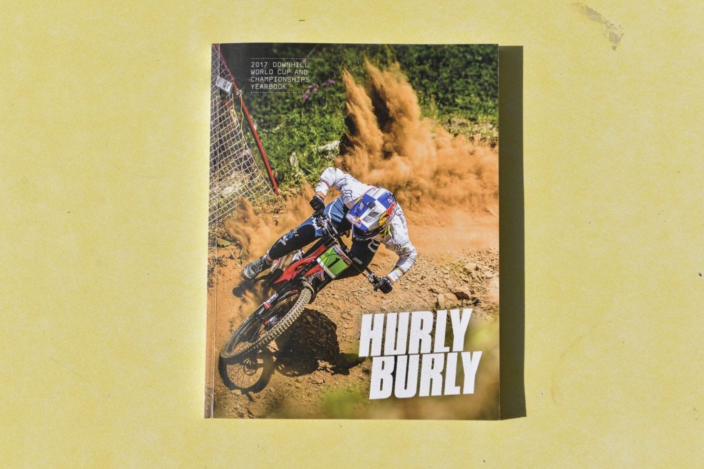 UCI DH World Cup book