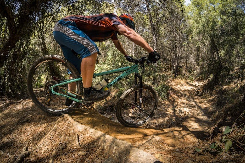 Brooks MTB saddle