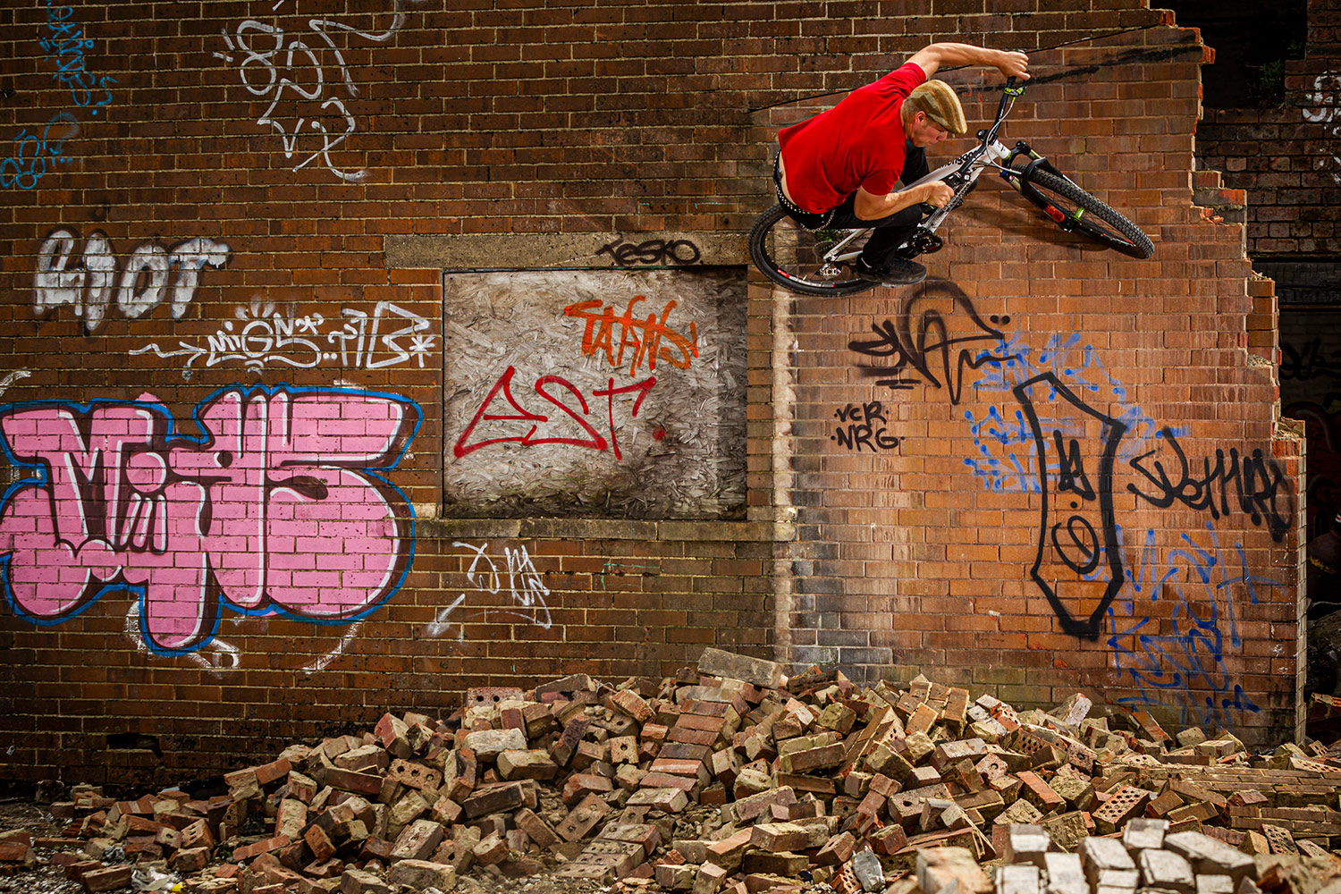 Red Brick Kick