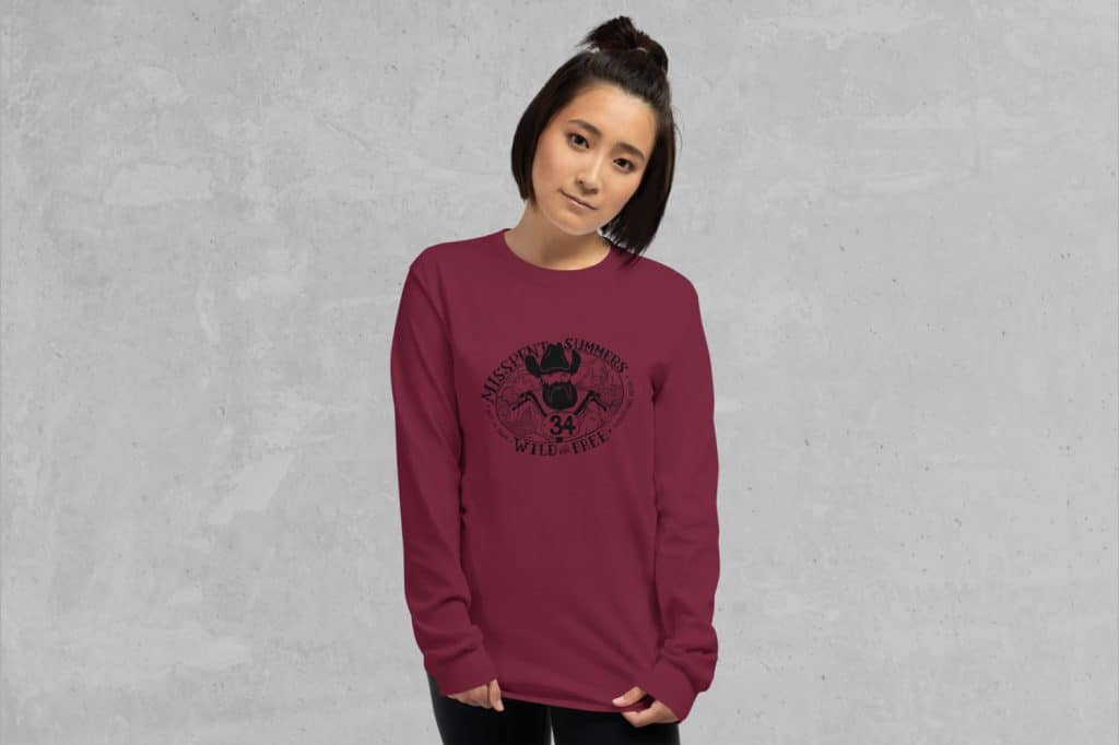 wild-and-free-long-sleeve-tee-womans-maroon