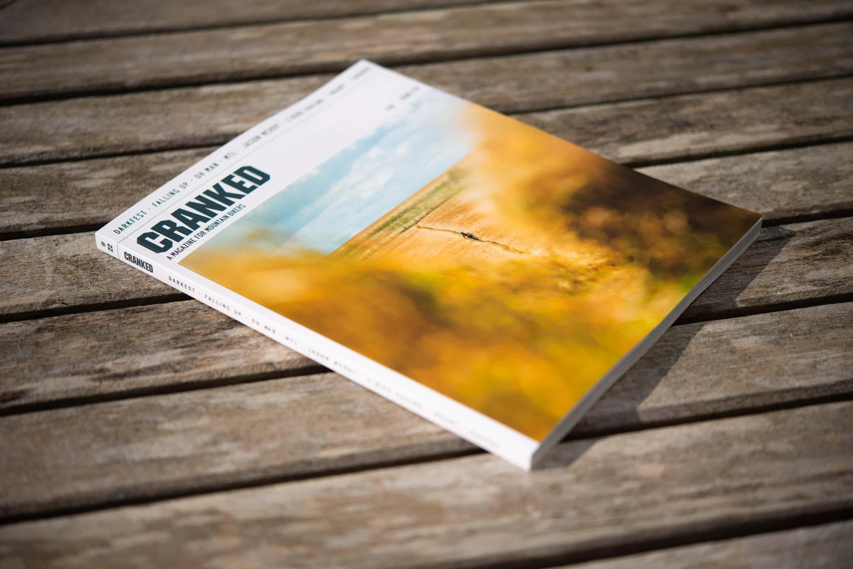 Cranked Mountain Bike Magazine Issue 22