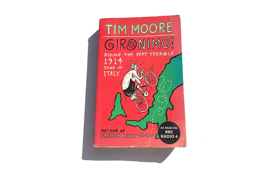 Gironimo book by Tim Moore