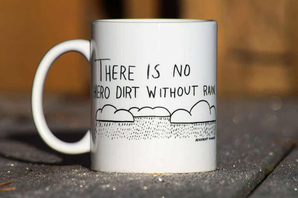 Misspent Summers Hero Dirt Mug 2