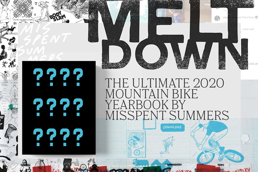 2020 Mountain Bike Yearbook