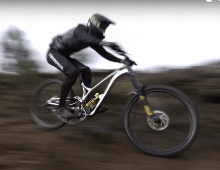 Angel Suarez Alonso Commencal Bikes