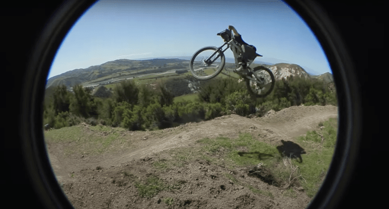 Vanzacs mountain biking