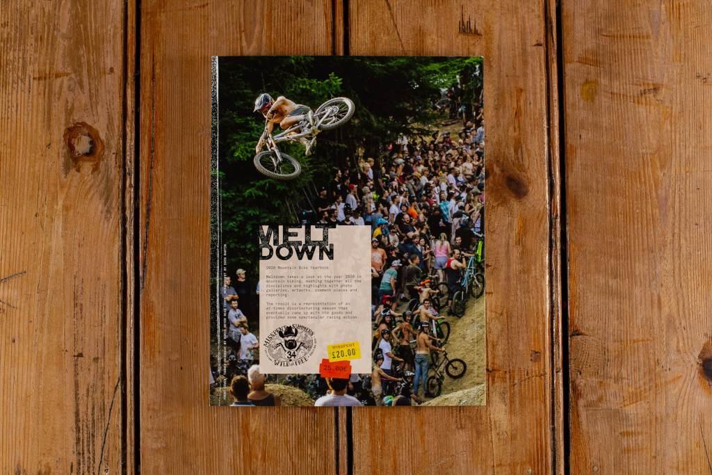 Mountain bike yearbook Misspent Summers