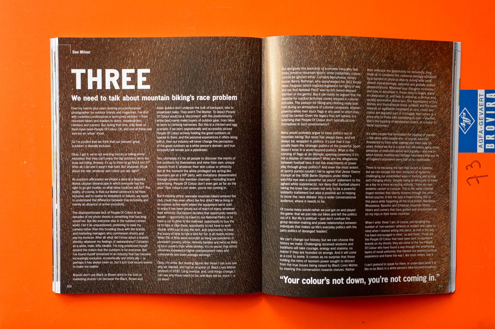 Cranked Issue 24 MTB Magazine