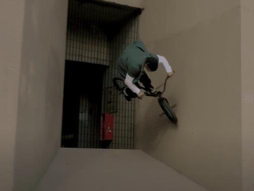 Dak Roche new BMX video