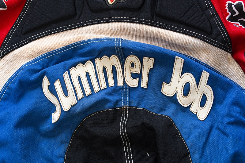 shaun palmer summer job