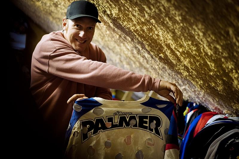 Shaun Palmer mountain biking
