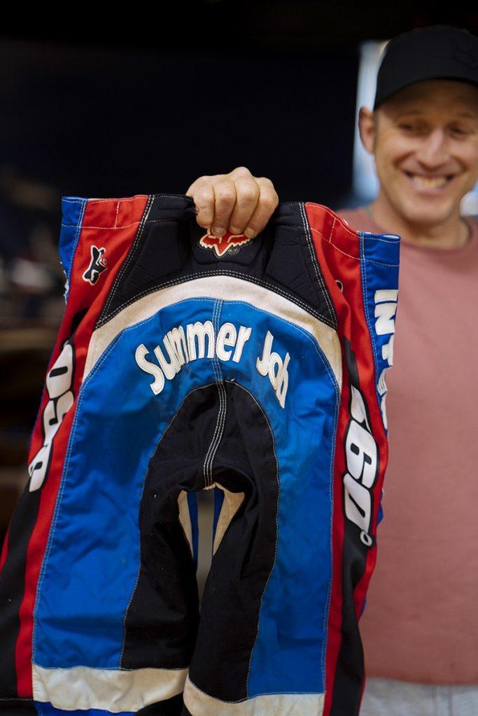Shaun Palmer MTB