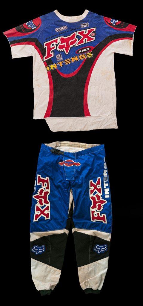 Shaun Palmer race kit