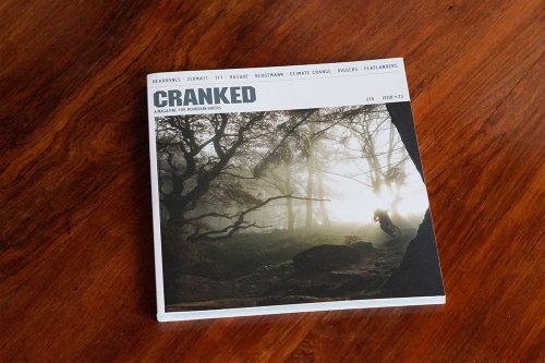Cranked issue 23 now in stock. Get your copy