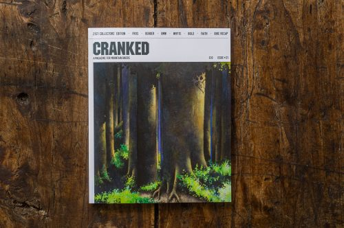 Cranked Magazine Issue 21