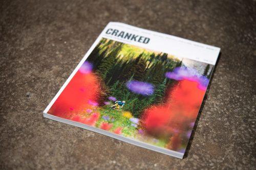 Cranked MTB Magazine issue 25