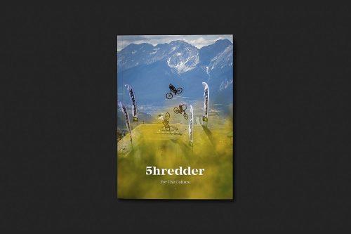 Shredder mountain bike magazine